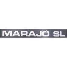 PLAQUETA FRISO MARAJO SL - 1309