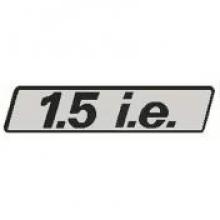 EMBLEMA 1.5 IE FIAT - 1378
