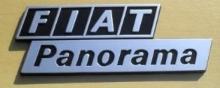 EMBLEMA FIAT PANORAMA - 2073