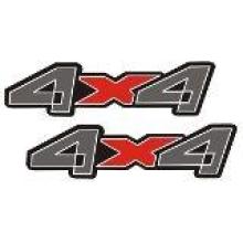 EMBLEMA 4X4 RANGER 05/  - 4084