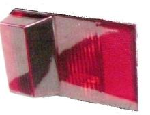 LENTE LANTERNA TRASEIRA FIAT 147 83/86 - 4507
