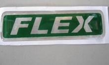 EMBLEMA FLEX HONDA-CIVIC/CITY/FIT/2010  - 5105