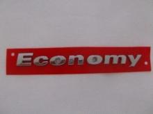 EMBLEMA ECONOMY FIAT /11 CROM - 5267