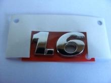 EMBLEMA 1.6 VOYAGE G5 CROMADO - 6037