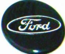 EMBLEMA CHAVE CANIVETE FORD - 6106