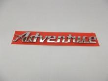 EMBLEMA ADVENTURE FIAT 01/04 CROMADO - 635