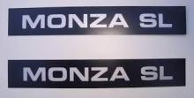 PLAQUETA FRISO MONZA SL /90 - 686