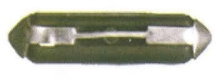 FUSIVEL PORCELANA 8 AMP - 7704