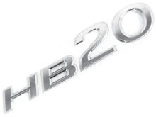 EMBLEMA HB20 TODOS CROMADO - 8096