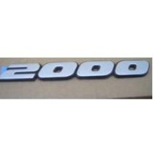 EMBLEMA 2000 VW G1/G2 91/00 - 837