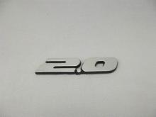 EMBLEMA 2.0 VW G1/G2 91/00 FOSCO - 841